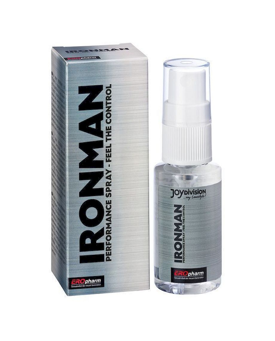 JoyDivision EROpharm IRONMAN Performance Spray 30ml