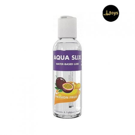 Kinx Aqua Slix Flavoured Lube Passion Fruit 100ml