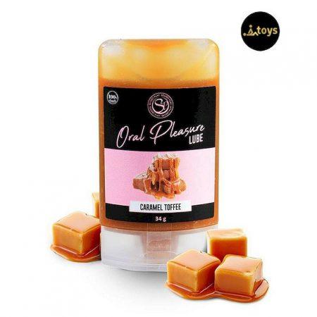 Caramel Toffee Edible Lubricant 34ml