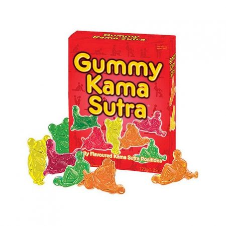 Spencer and Fleetwood Gummy Kama Sutra 120g