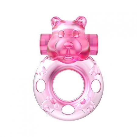 Baile Cock Ring with Vibrating Bullet Bear 3D
