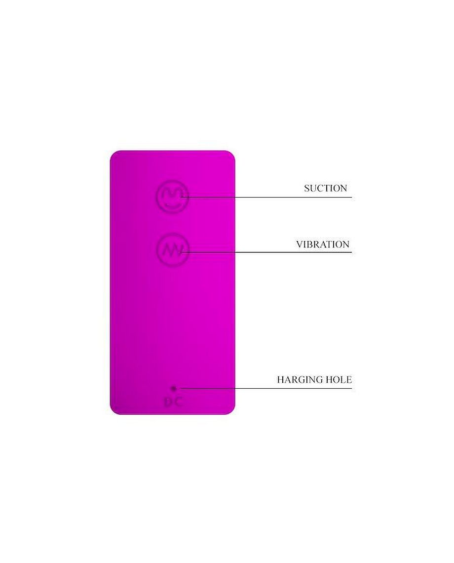 Baile Romance 3 in 1 G-spot Vibrator and Clit Stimulator