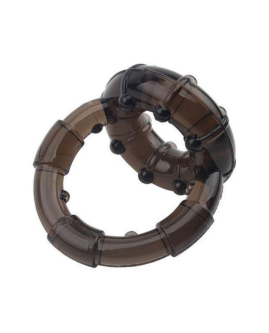 Chisa Dual Enhancement Ring in Smoke