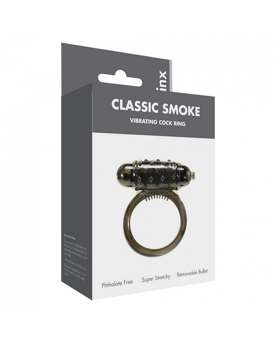 Linx Classic Smoke Cock Ring Smoke