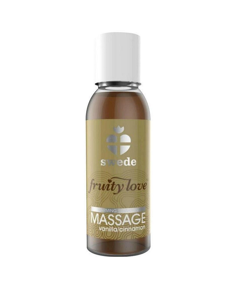 Fruity Love Warming Massage Oil Vanilla 50ml
