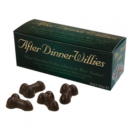 8 After Dinner Chocolate Willies