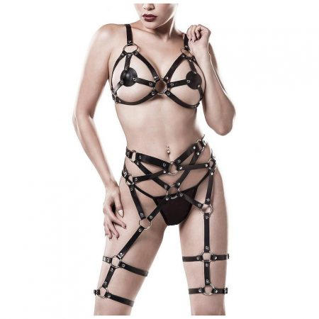 Harness Set by Grey Velvet 3-piece