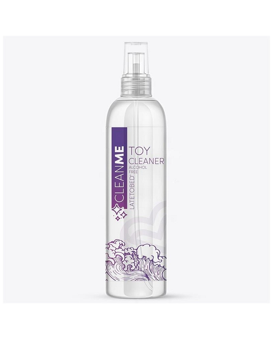 LateToBed Toy Cleaner CleanMe Alcohol Free 150ml