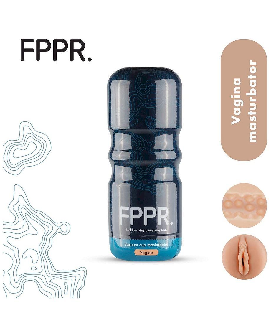 FPPR Vagina Masturbator Mocha