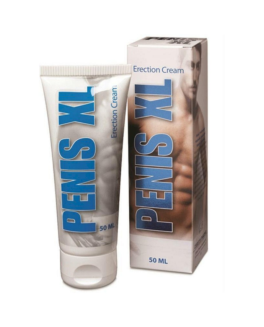 Penis XL Erection Cream 50ml