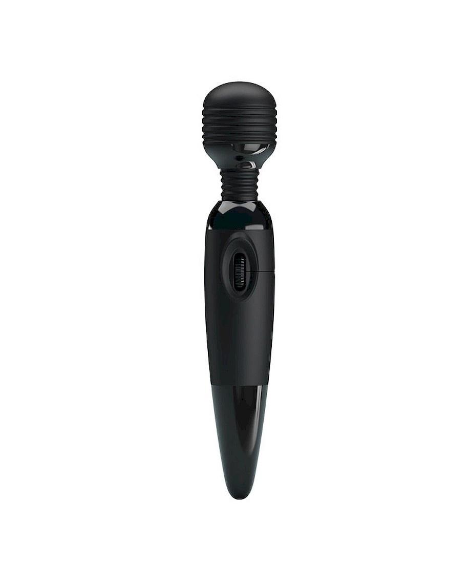 Pretty Love Sensual Massager 25cm Black