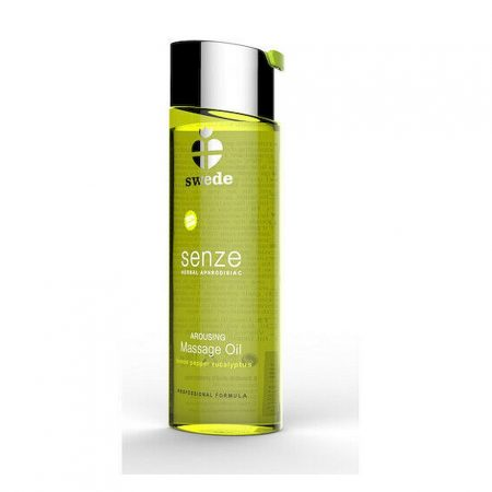 Swede Senze Massage Oil Arousing 75ml