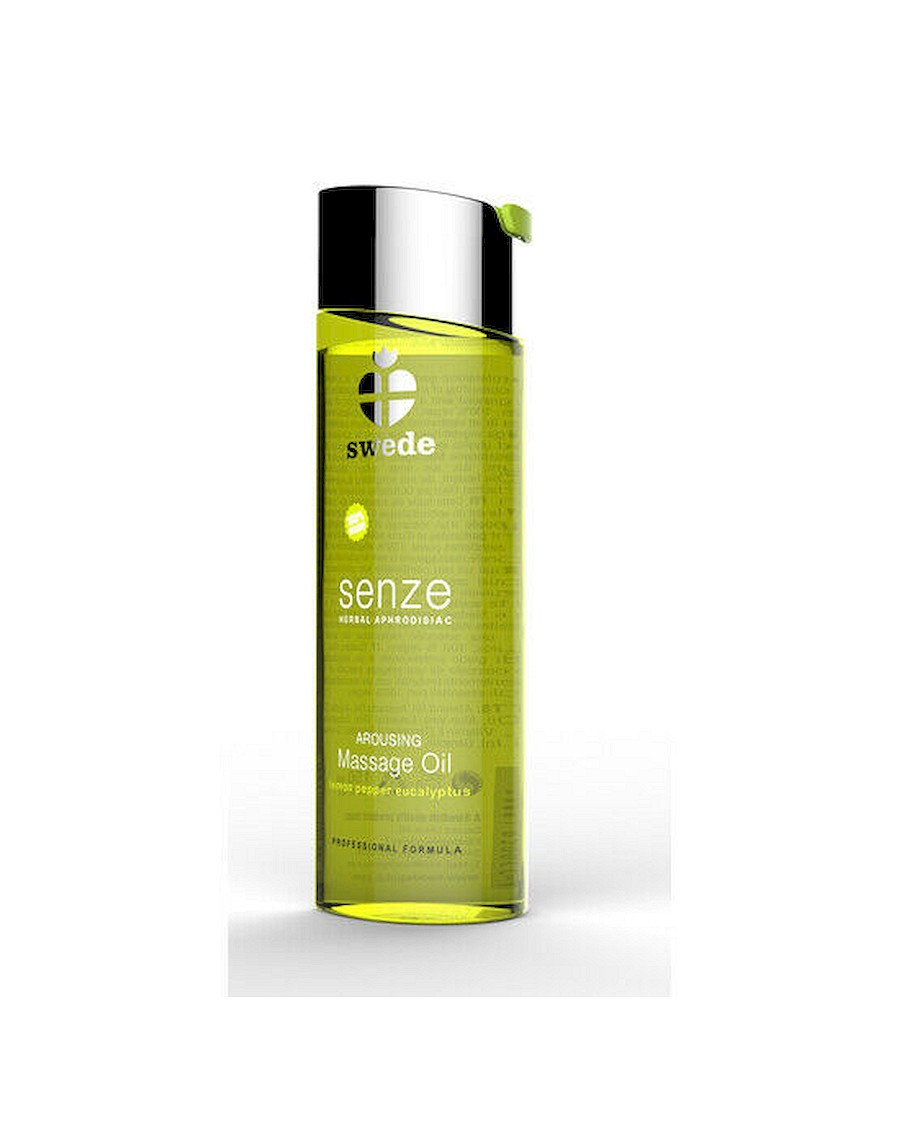 Swede Senze Massage Oil Arousing 75ml