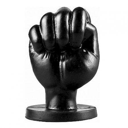 ALL BLACK JORDAN Fist 13Cm Anal