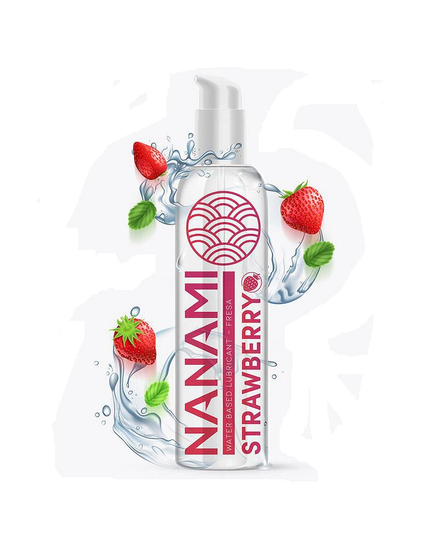 Nanami Water Based Lubricant Strawberry 150ml