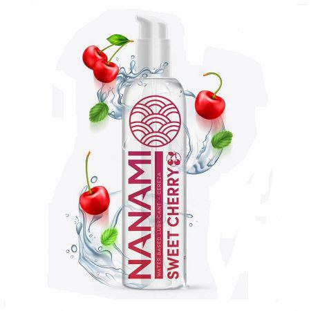 Nanami Water Based Lubricant Sweet Cherry 150ml