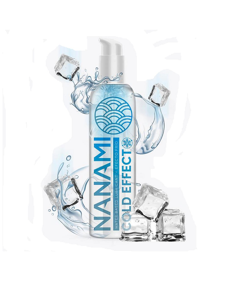 Nanami Water Based Lubricant Cold Effect 150ml