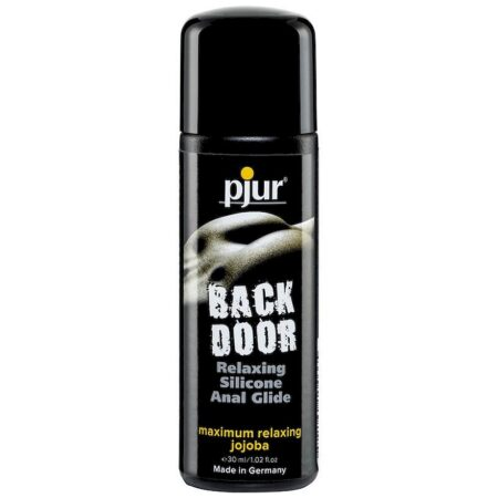 pjur BACK DOOR Relaxing Silicone Anal Glide 30ml