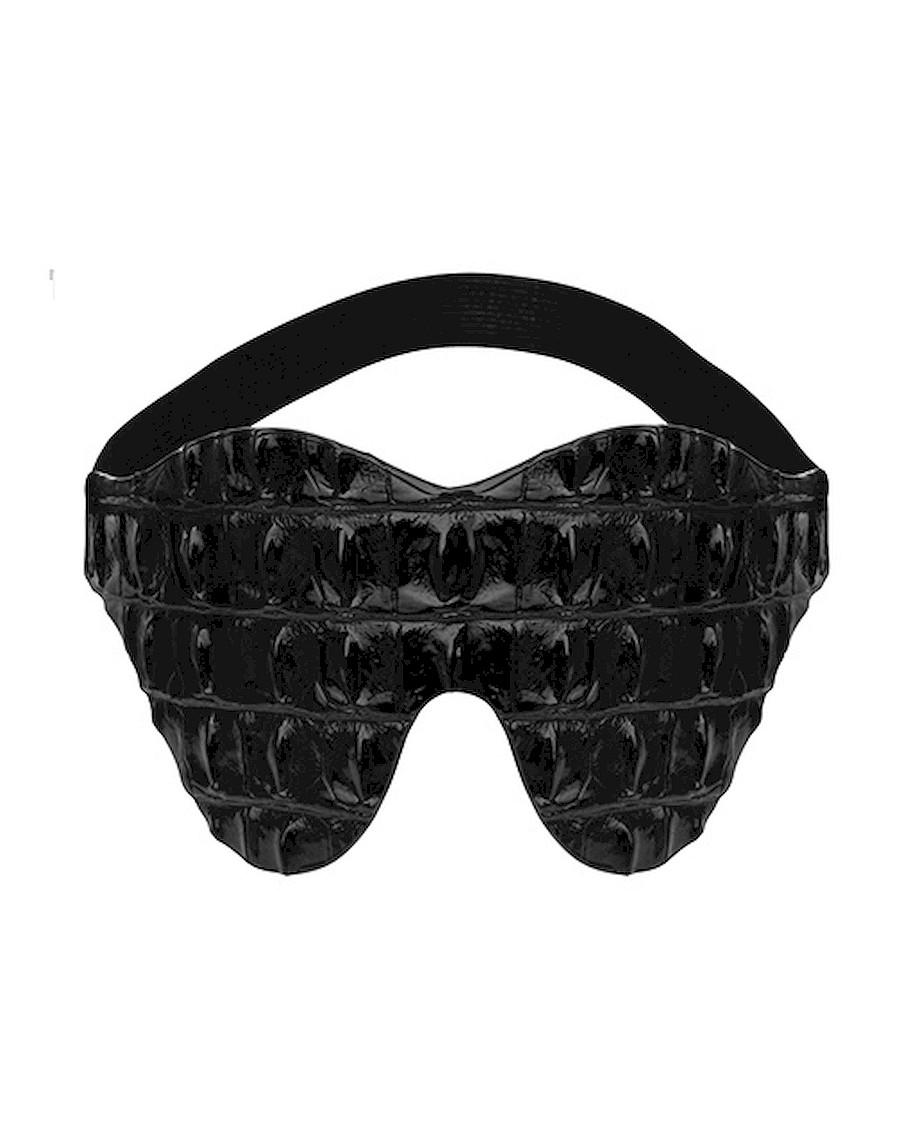 Chisa Blindfold Love Is Blind Alligator Pattern