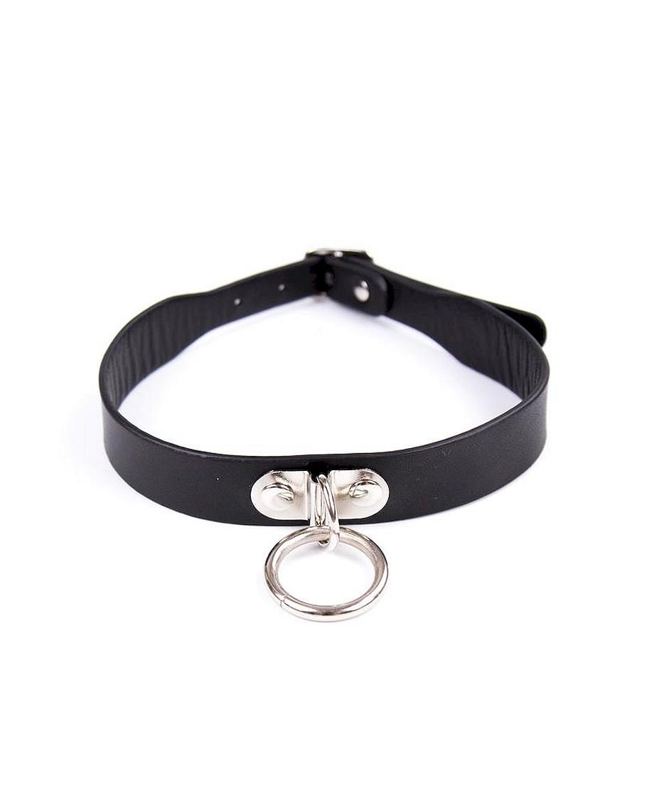 Fetish Addict Collar Adjustable 43 cm Black
