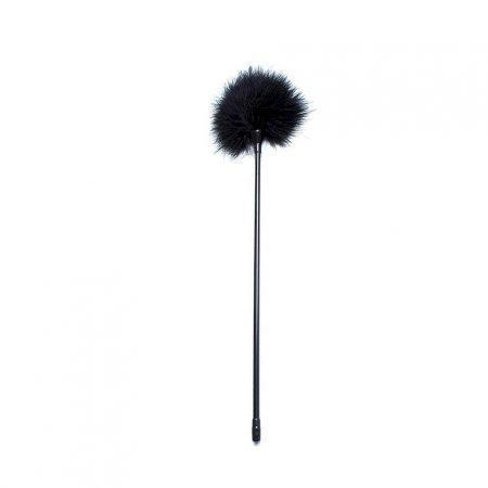 Fetish Addict Feather Tickler 40 cm Black