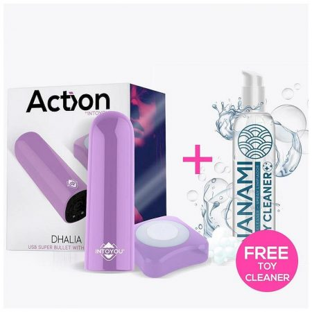 Action Dhalia + Toy Cleaner Nanami