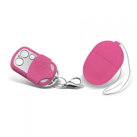 Moove Vibrating Egg with Remote Control Mini Pink