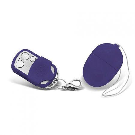 Moove Vibrating Egg with Remote Control Mini Purple