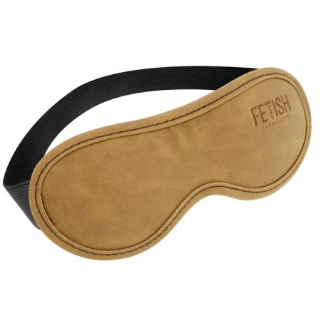 Fetish Submissive Origin Mask Vegan Leather II