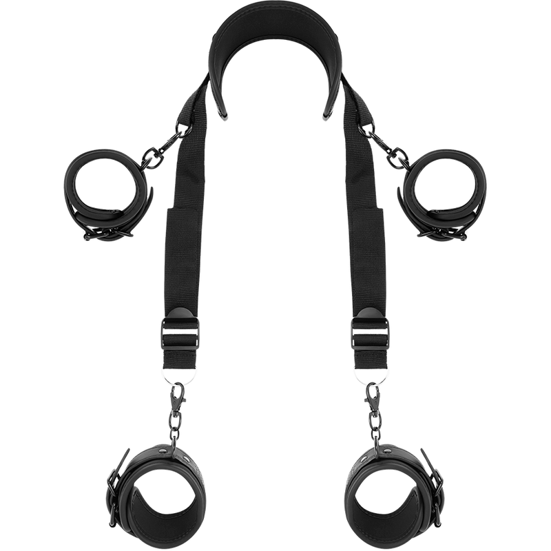 Fetish Submissive Position Master 4 Handcuffs