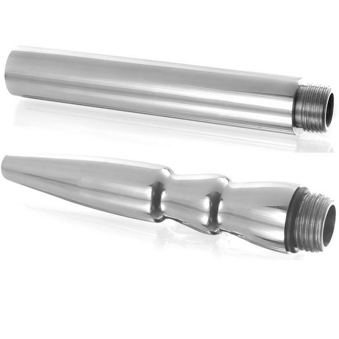 Metal Hard Anal Vaginal Cleaning Set 5PCS
