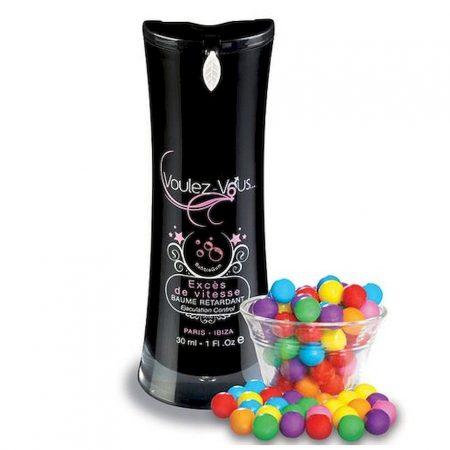 VOULEZ VOUS Gum Flavor DELAYING Gel 30 ML